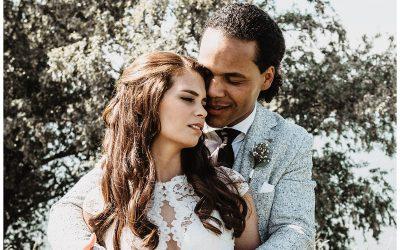 Bruiloft Deborah & Justin