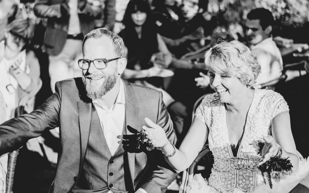 Bruiloft Sanne & Bart