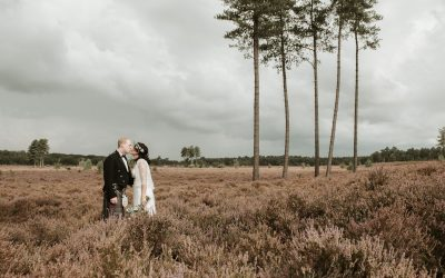 Bruiloft Martin & Siobhan