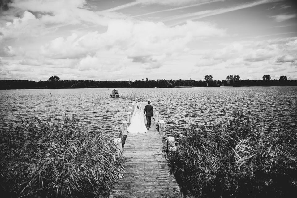 Bruiloft Pascalle & Bart